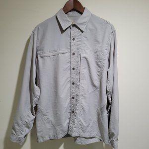 Men's Mountain Hardwear Long Sleeve Vented Shirt